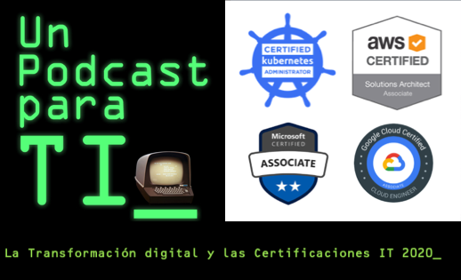 Certificaciones Cloud IT 2020