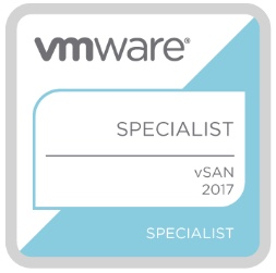 vSAN Specialist badge