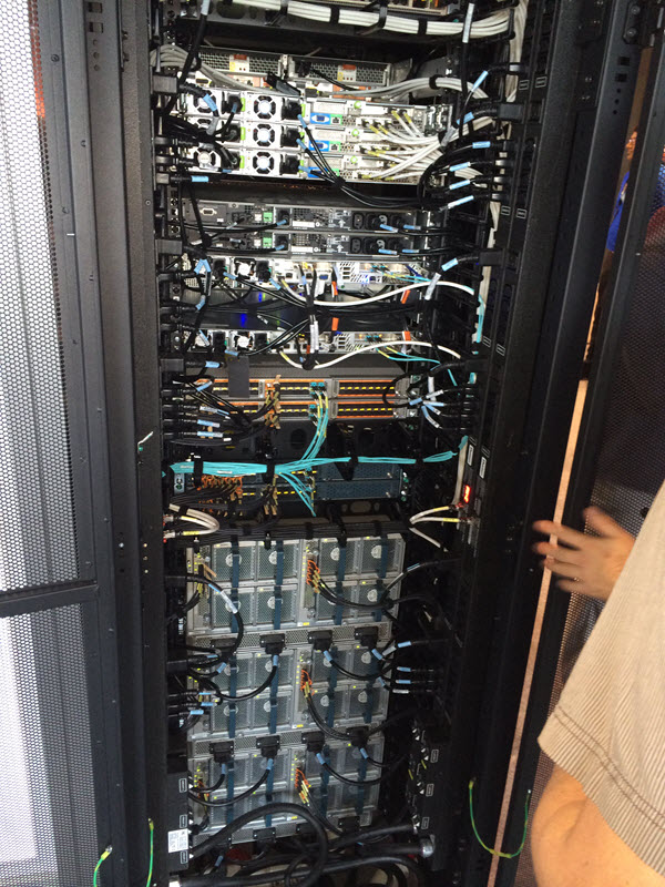 vBlock de VCE Cisco EMC y VMware