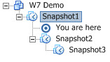 Snapshot VMware Go to